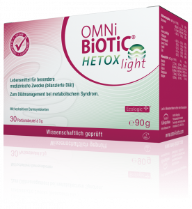OMNi-BiOTiC® HETOX light: Miese Blutwerte?