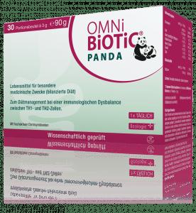 Wissenschaftliche Studien zeigen, dass OMNi-BiOTiC® PANDA das kindliche Immunsystem regulieren kann.