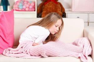 Verdauungsprobleme beim Kind