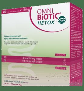 OMNi-BiOTiC® HETOX