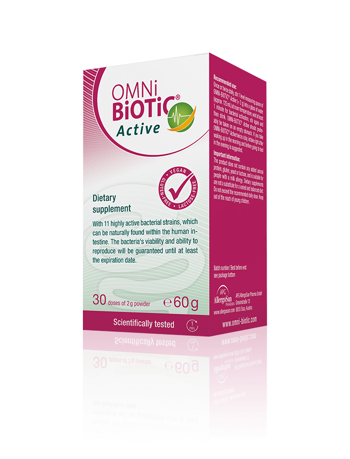 OMNi-BiOTiC® Active Vitality at every age