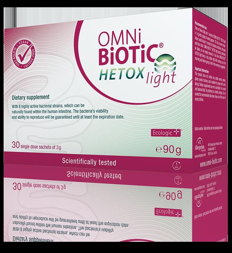 OMNi-BiOTiC® HETOX light