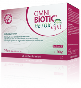 OMNi-BiOTiC® HETOX light Poor blood values?