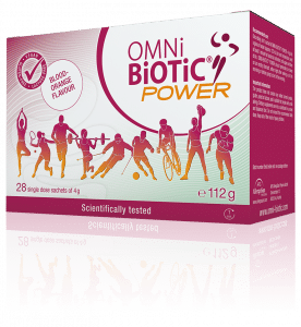 OMNi-BiOTiC® POWER Are you experiencing a high level of strain?