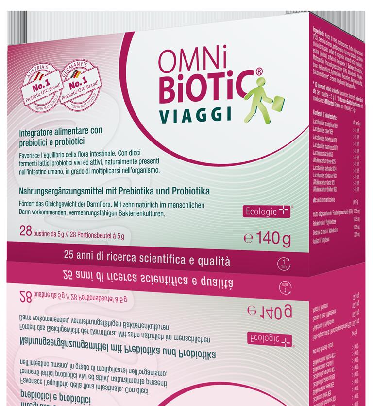 OMNi-BiOTiC® VIAGGI