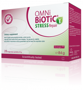 OMNi-BiOTiC® STRESS Repair Stress? Do something against it!