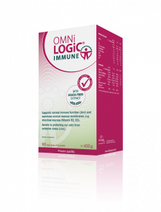 OMNi-LOGiC® IMMUN Healthy intestine = strong immune system