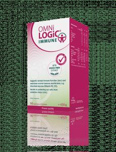 OMNi-LOGiC® IMMUN Healthy intestine = strong immune system