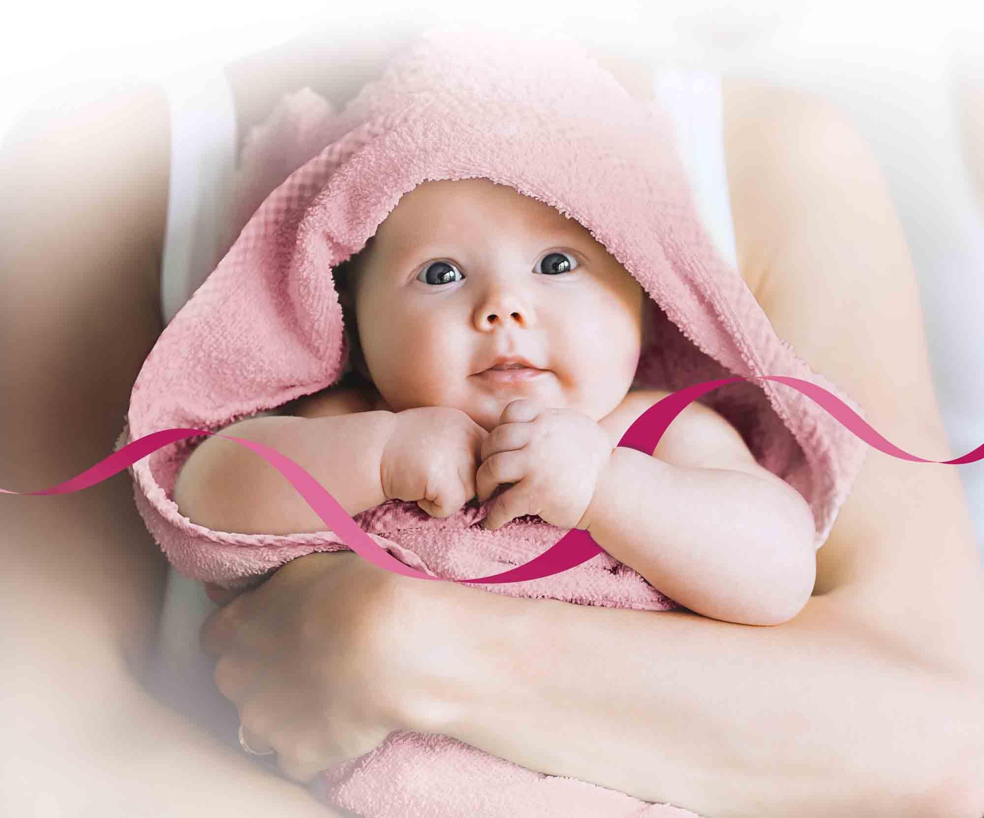 Mit gutem bauchgefühl durch Schwangerschaft und Stillzeit