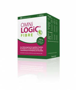 OMNi-LOGiC® FIBRE ist geeignet zum Ausgleich des Ballaststoffdefizits an jedem Tag und darüber hinaus zur Regulierung der Verdauung.