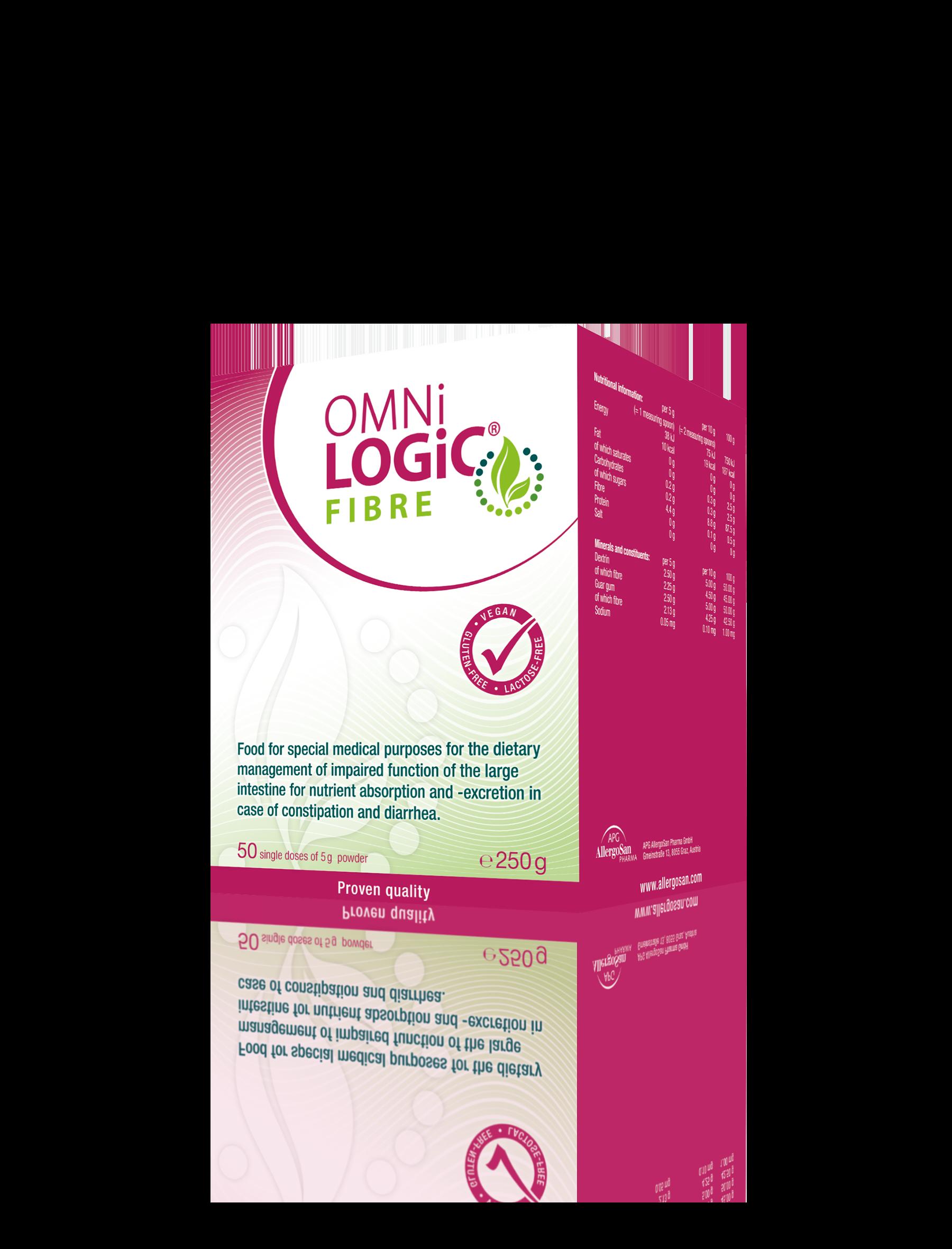 OMNi-LOGiC® FIBRE