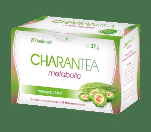 charantea® Die Optimierung des Stoffwechsels