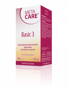 META-CARE® Basic 3 - Basenbildende Mineralsalze
