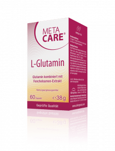 META-CARE® L-Glutamin Energie für die Darmschleimhaut