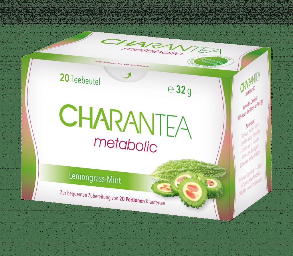 CHARANTEA® metabolic Die Optimierung des Stoffwechsels