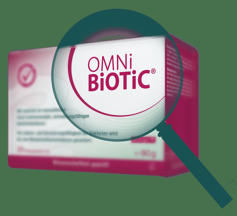 Produktberater OMNi-BiOTiC®