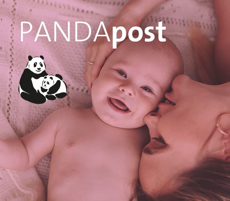 Unser Newsletter-Service für Ihre Schwangerschaft: Die PANDApost